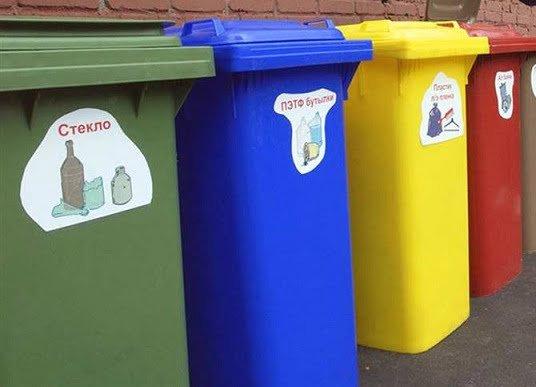 Челябинцев заставят раскладывать мусор по сортам