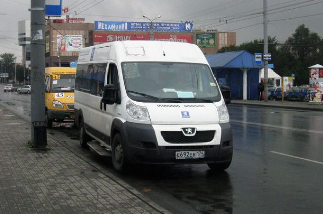 Челябинские маршрутки повышают цены: Послезавтра – новые тарифы!