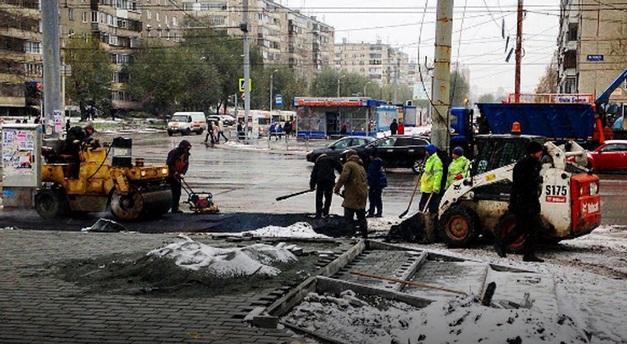 Асфальт на снег: Как делаются «Реальные дела» в Челябинске
