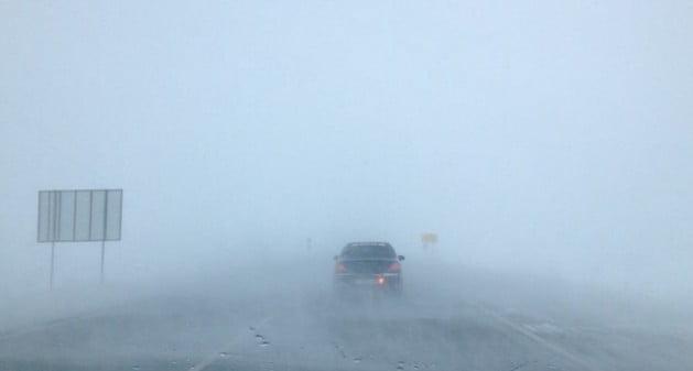 Внимание, предупреждение МЧС: На дорогах Южного Урала опасно!