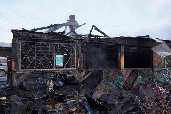 Страшный пожар в Миассе: Четверо погибших
