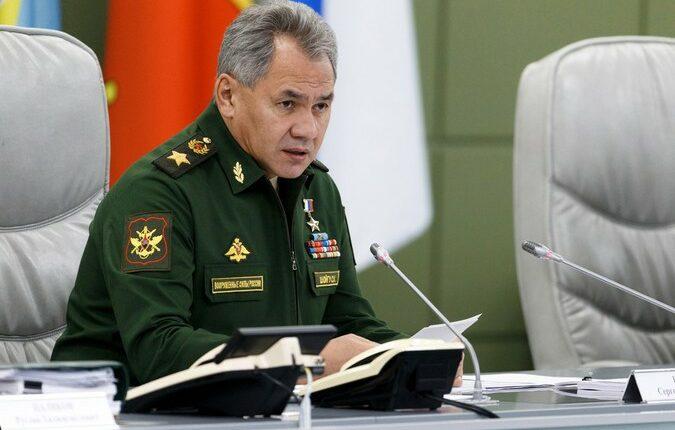 Шойгу заявил, что у военной техники РФ масса недостатков