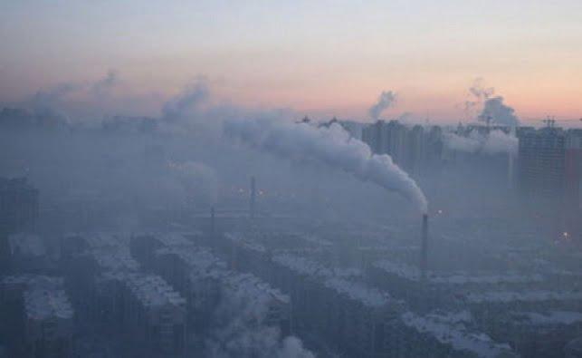 Внимание! Над Челябинском – чёрное небо!