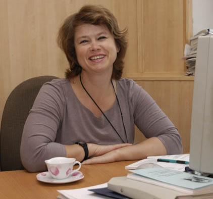 Марине Загидуллиной присвоили звание Почетного профессора ЧелГУ