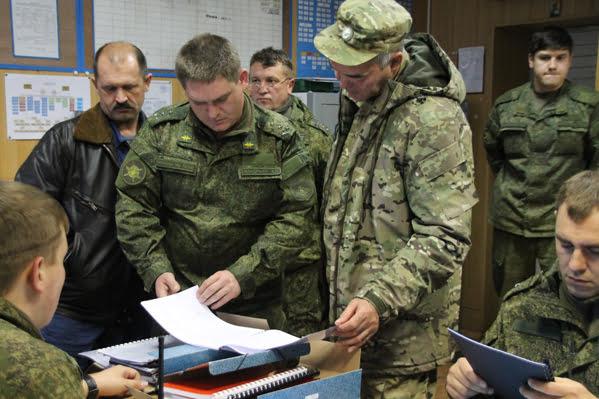 ФСБ захватила воинскую часть в Увельском районе