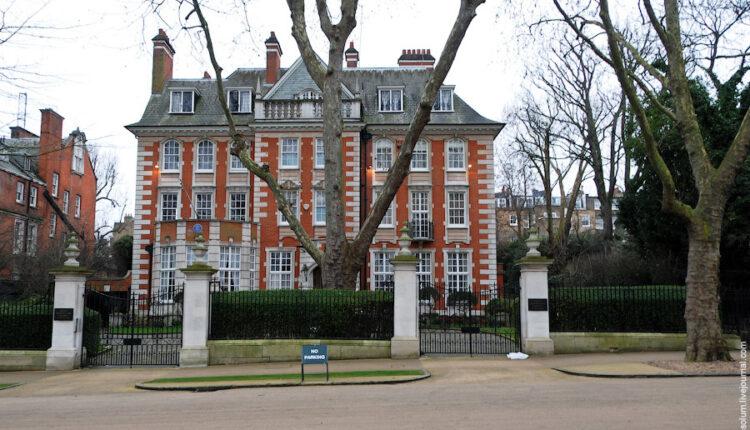 Лондон конфискует имущество российских олигархов