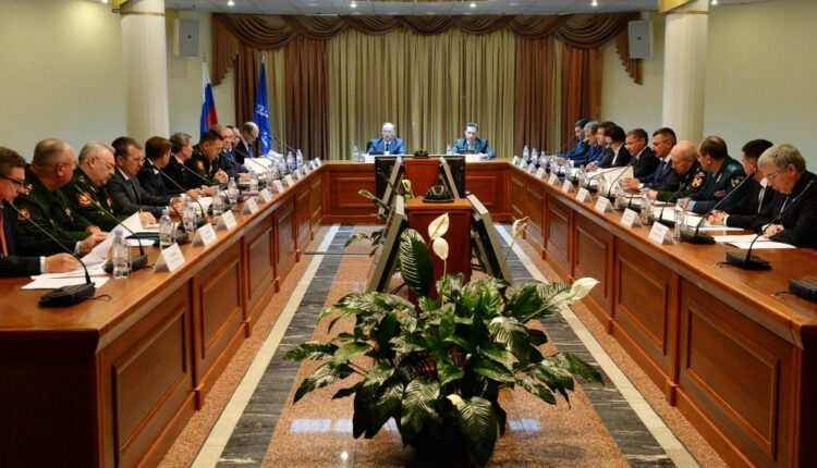 Закрытое совещание секретаря Совета безопасности в Новом Уренгое