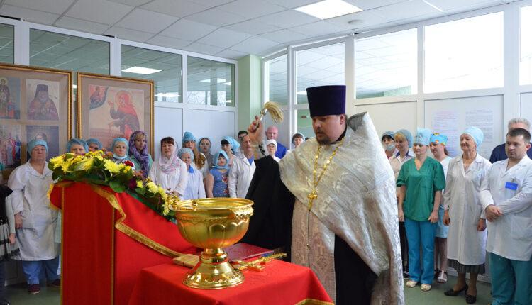В больницах Челябинска появятся церкви и часовни