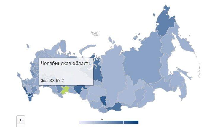 «Да выбирайтесь как хотите!»: Самая низкая явка в истории российской демократии