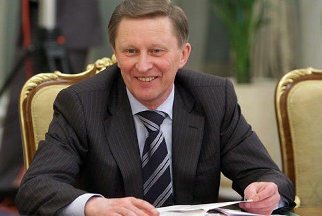 В кулуарах обсуждают возвращение Сергея Иванова в большую политику