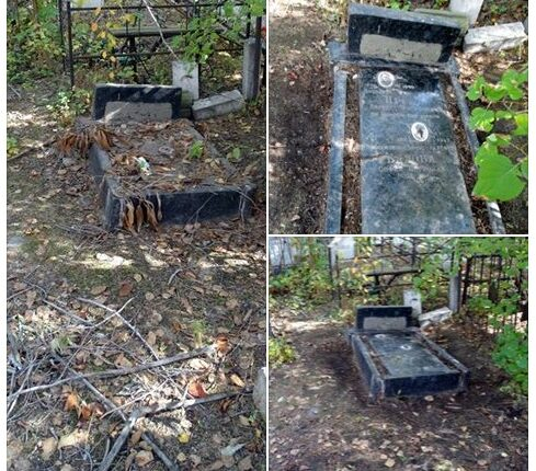 «Культурные чиновники» Южного Урала забыли о могиле Софьи Вадовой