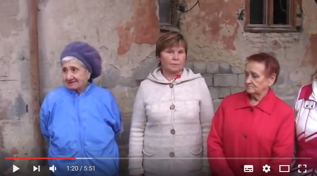 Прокуратура отреагировала на видео, где жильцы аварийного дома объявляют голодовку