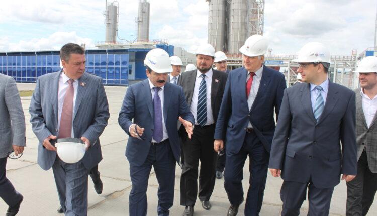 Дубровский приглашает ГК «Титан» на Южный Урал