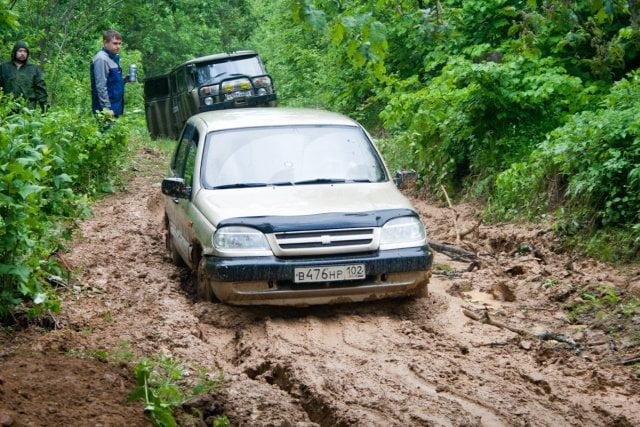 123 место из 138 в мировом рейтинге: Вот такие в России дороги