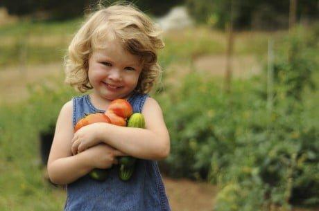 На Южном Урале появился вегетарианский детский сад