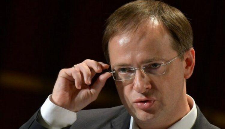 «Мрази конченые!» – высказался министр культуры Владимир Мединский