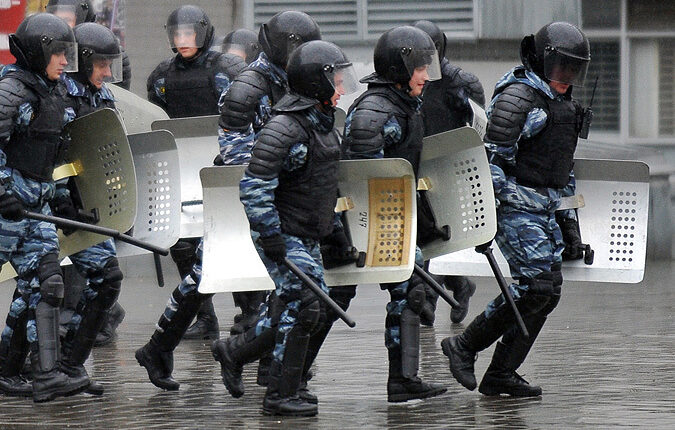 Назначен «главный по разгону митингов» на Южном Урале
