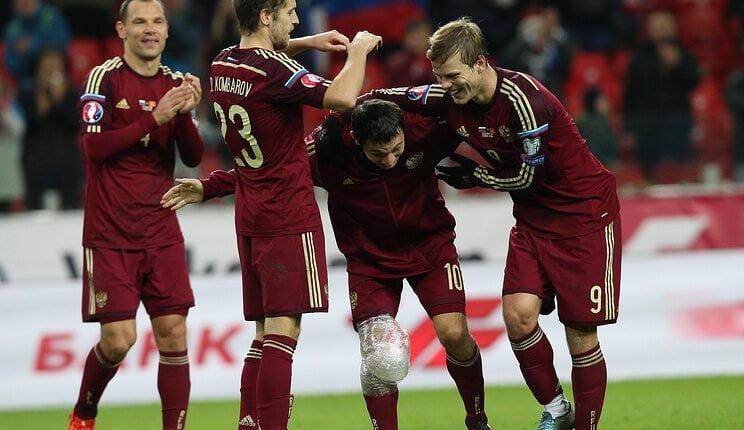 Футбольная сборная России нащупала дно: Новый антирекорд, 52-е место