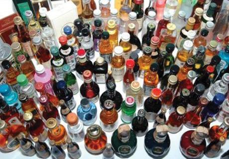 У карталинского бизнесмена конфисковали алкогольный склад