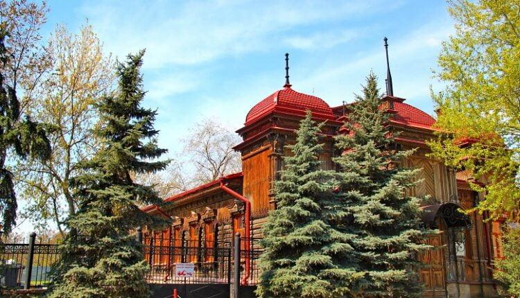 Исторический центр Челябинска в фотографиях