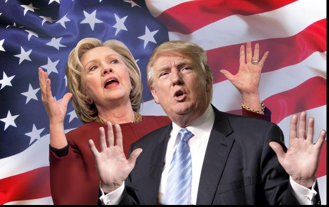 Выборами в США интересуется 91% россиян. Россия болеет за Трампа!
