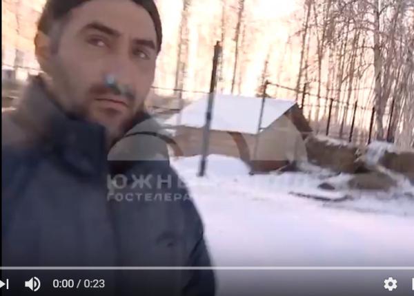 Съемочная группа ГТРК «Южный Урал» подверглась нападению. ВИДЕО