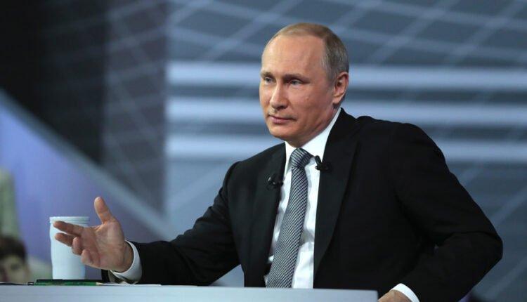 Владимир Путин снова стал первым в списке Forbes