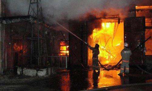 Взрыв плавильной печи в Аше