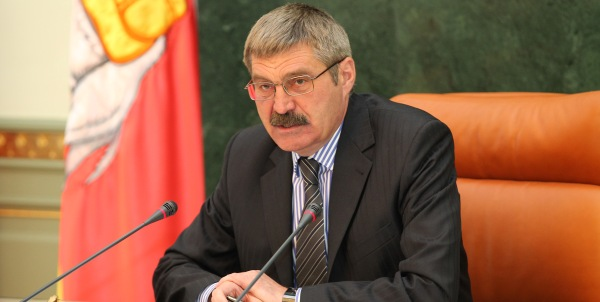Председатель КСП Челябинской области Сергей Комяков ушёл с поста