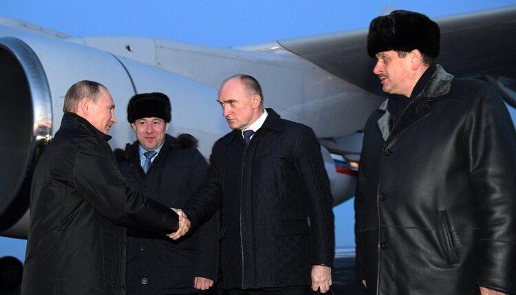 Дубровский на встрече с Путиным выглядел испуганно и настороженно