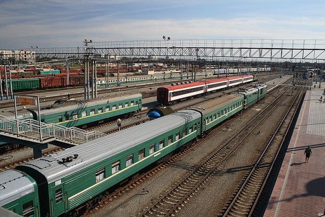 Поезд Челябинск-Екатеринбург отменен
