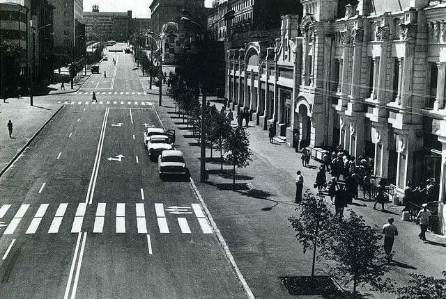 Субботние прогулки по улицам Челябинска: улица Кирова