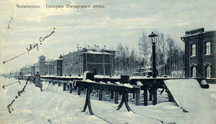Будет ли воссоздан в Челябинске памятник воинской славы?