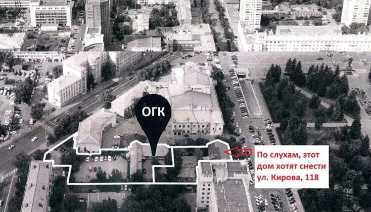 Отель в охранной зоне