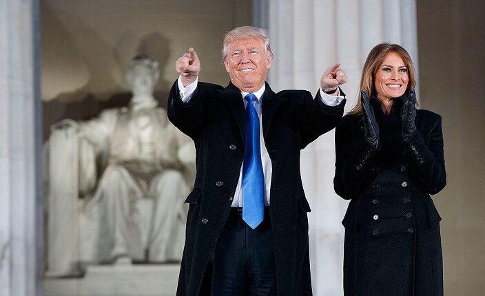 Первые шаги президента США Дональда Трампа