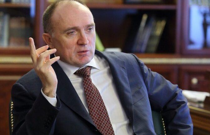 Борис Дубровский не может решить проблему с газом