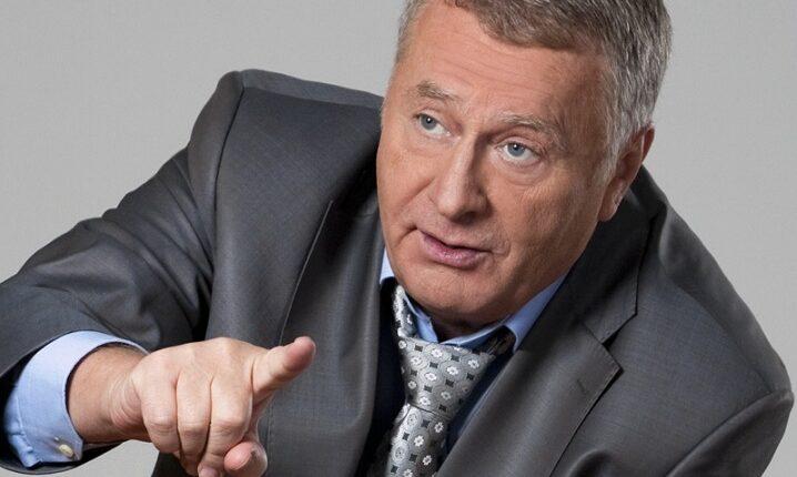 Жириновский: люди должны быть безграмотными. ВИДЕО