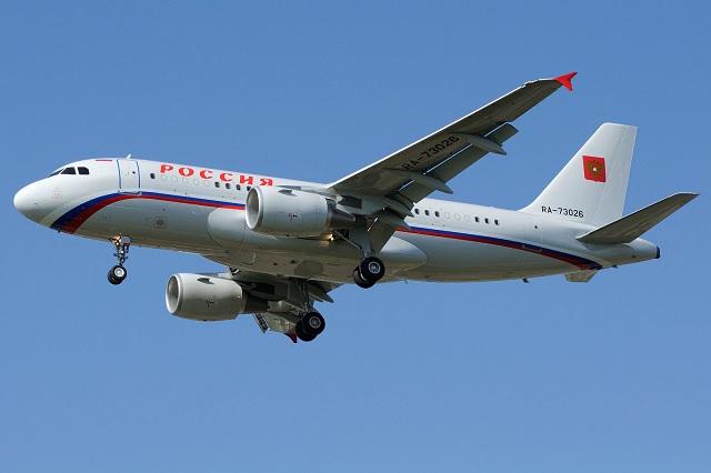 Самолёт авиакомпании «Россия» разгерметизировался в воздухе