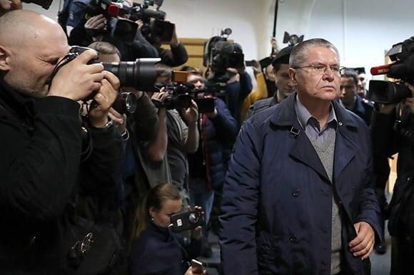 Молчание Улюкаева может быть частью большой сделки
