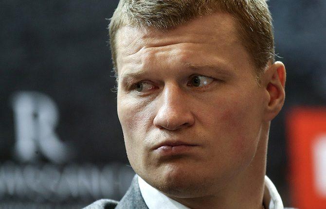 Российский боксёр Поветкин – в центре допингового скандала
