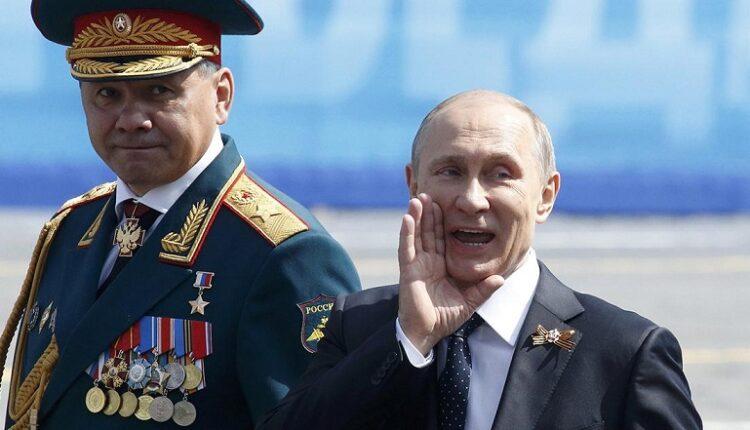 Путин снял с должностей 16 высокопоставленных генералов