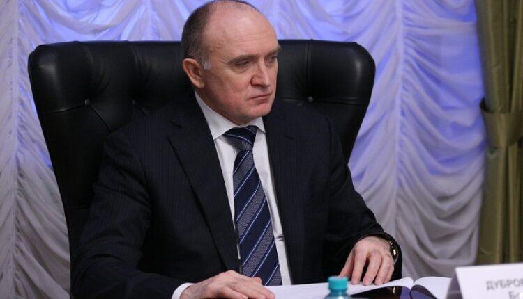 Отставка губернатора Бориса Дубровского не за горами