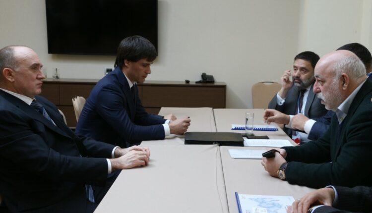 Борис Дубровский опять возвращается из Сочи с пустыми руками