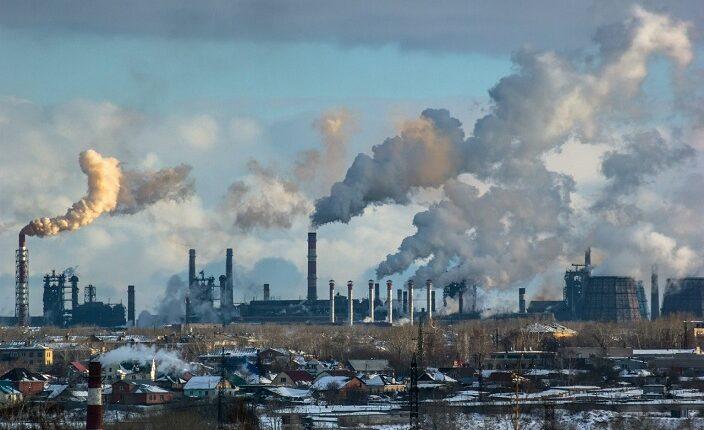 Смердящий смог вернётся в Челябинск