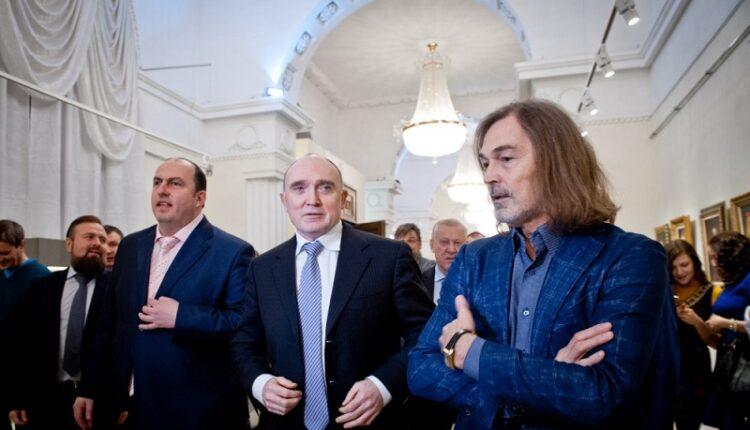 Никас Сафронов сравнил Бориса Дубровского с разбойником