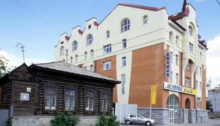 Субботние прогулки по улицам Челябинска: улица Карла Маркса
