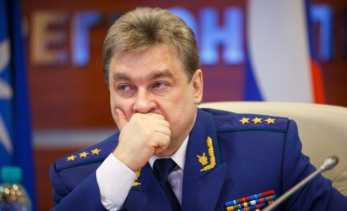 Заместитель Генпрокурора РФ Юрий Пономарев покидает Урал