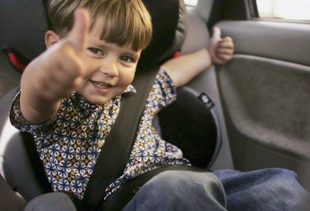 Автокресла для детей теперь покупать необязательно