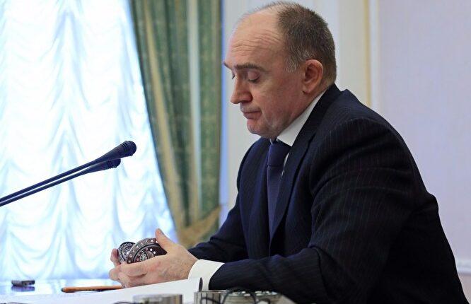 Отставка губернатора Бориса Дубровского опять на повестке дня