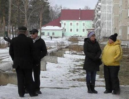 Военные пенсионеры на Южном Урале выходят на митинг